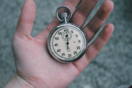 Time Tracking without Friction